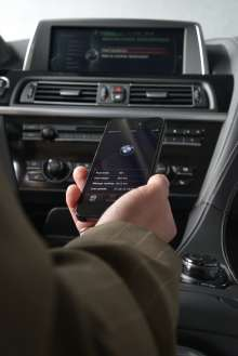 BMW ConnectedDrive, Realignment, Headunit and Smartphone (06/2013)