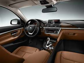 The new BMW 4 Series Coupe (Luxury Line) (06/2013).