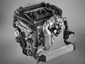 1.6-litre MINI TwinPower Turbo in-line gasoline engine (06/2013)