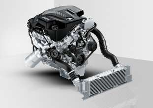 2.0-litre BMW TwinPower Turbo in-line gasoline engine (06/2013)