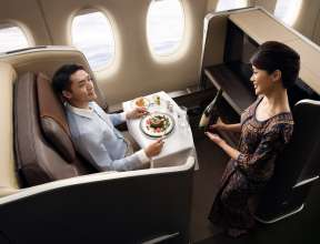 BMW Group DesignworksUSA for Singapore Airlines:  New First Class Experience. (07/2013)