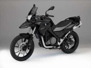 BMW G 650 GS, Deep black (07/2013)