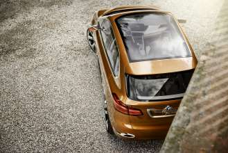 The BMW Concept Active Tourer Outdoor (07/2013)