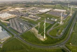 BMW Leipzig Plant (07/2013)