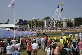 BMW auf dem Goodwood Festival of Speed (07/2013)