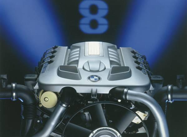30 Years Bmw Diesel Engines Bmw 740d V8 Diesel Engine 1998 07 2013
