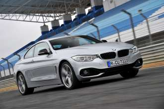 The new BMW 435i Coupe (Sport Line) (07/2013).