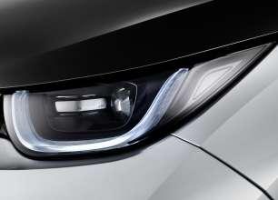 BMW i3, Adaptive LED headlights (07/2013)