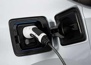 BMW i3, BMW i AC/DC Combined Charging (07/2013)