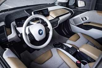 BMW i3, Interior (07/2013)
