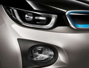 BMW i3 front Adaptive LED Lights (07/2013)