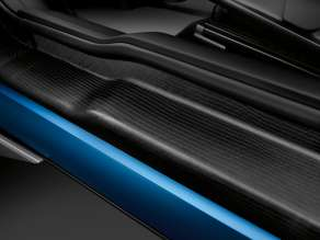 BMW i3, Carbon Fibre Body Shell   (07/2013)