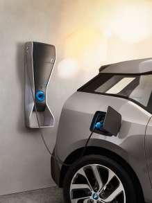 BMW i3, Wallbox Charging   (07/2013)