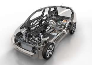 BMW i3 with Range Extender (07/2013)