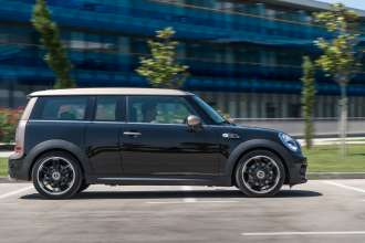 MINI Clubman Bond Street. (07/2013)