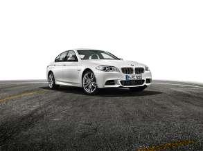 BMW M550d xDrive, Sedan. (08/2013)
