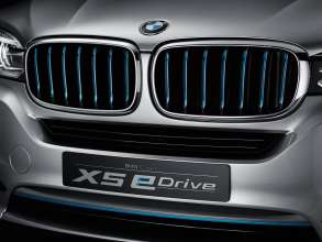 The BMW Concept X5 eDrive (08/2013)
