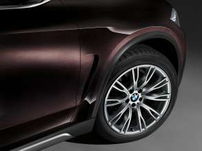 BMW Individual for the new BMW X5 (05/2013)