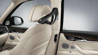 BMW Travel & Comfort System Coat Hanger (08/2013)