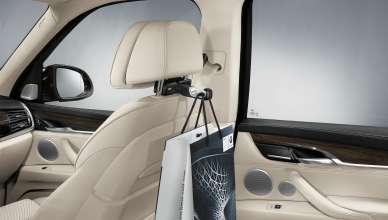 BMW Travel & Comfort System Universal Hook (08/2013)