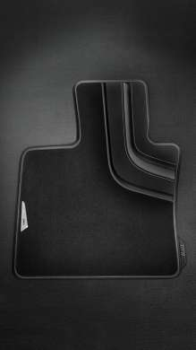 Rubber-Textile-Floormat with Metal Batch (08/2013)