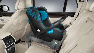 BMW Baby Seat 0+ with ISOFIX Base (08/2013)