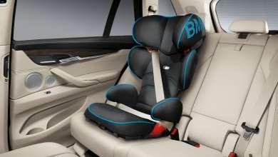 BMW Junior Seat 2-3 (08/2013)