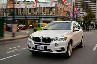 The new BMW X5, Vancouver 2013 (08/2013)