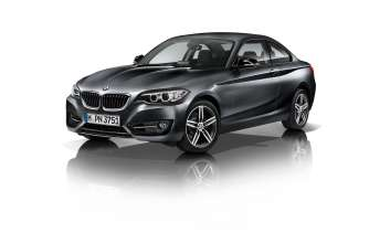 The new BMW 2 Series Coupe, Sport Line (10/2013)