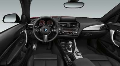 The new BMW 2 Series Coupe, Interior (10/2013)