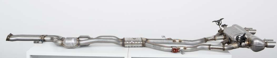 New BMW M3/M4 Exhaust System. (09/2013)