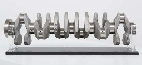 New BMW M3/M4 Crank Shaft (Forged). (09/2013)