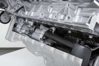 New BMW M3/M4 Engine Oil System. (09/2013)