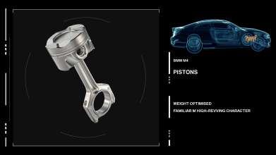 The new BMW M3/M4 Engine pistol. (09/2013)