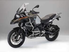 BMW R 1200 GS Adventure (10/2013)