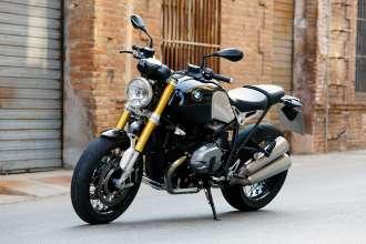 BMW R nineT (10/2013)