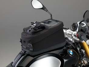 BMW R nineT, Tank rucksack (10/2013)