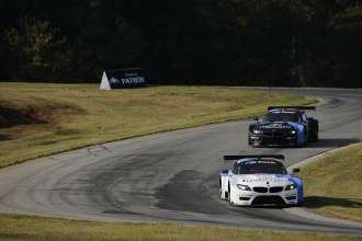 03.10.2013 to 05.10.2013, American Le Mans Series 2013,  Round 9, Virginia International Raceway, Danville, VA (USA). Oak Tree Grand Prix at VIR. Dirk Müller (DEU), Joey Hand (USA), No 56, BMW Team RLL, BMW Z4 GTE. This image is Copyright free for editorial use © BMW AG
