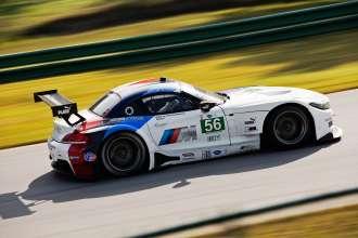 BMW Team RLL at 2013 ALMS at Virginia International Raceway, Round 9 of 10.