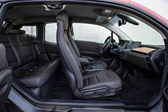 Der bmw i3 for Interieur i3