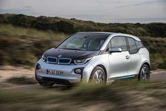 BMW i3, Exterior (10/2013)