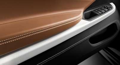 BMW Individual M6 Convertible (F12M) – Interior: BMW Individual fine-grain Full Merino leather Amaro Brown - Interior trim: BMW Individual fine-wood trim Ash Grain White. © BMW AG (10/2013)