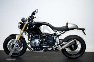 Celebrating 90 years of BMW Motorrad. The new BMW R nineT. (10/2013)