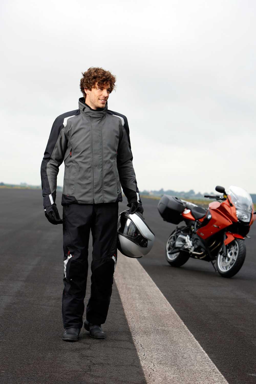 bmw motorrad rider u0026 39 s equipment ride 2014  streetguard suit