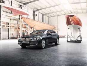 BMW Individual 760Li Sterling inspired by ROBBE&BERKING, Exterior. (10/2013)