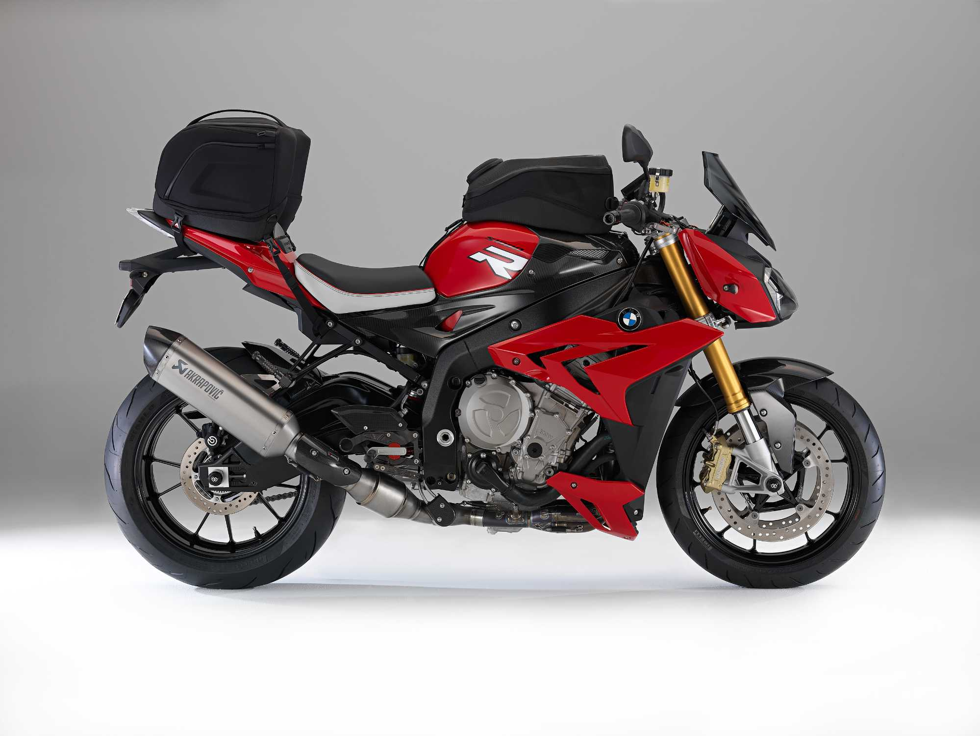 bmw s 1000 r mit sonderzubeh r hp carbon h ckerabdeckung. Black Bedroom Furniture Sets. Home Design Ideas