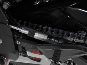 BMW S 1000 R with HP shift assistant  (11/2013)