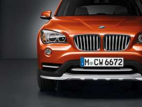 BMW X1- xDrive25d - Valencia Orange metallic - xLine.(12/2013)