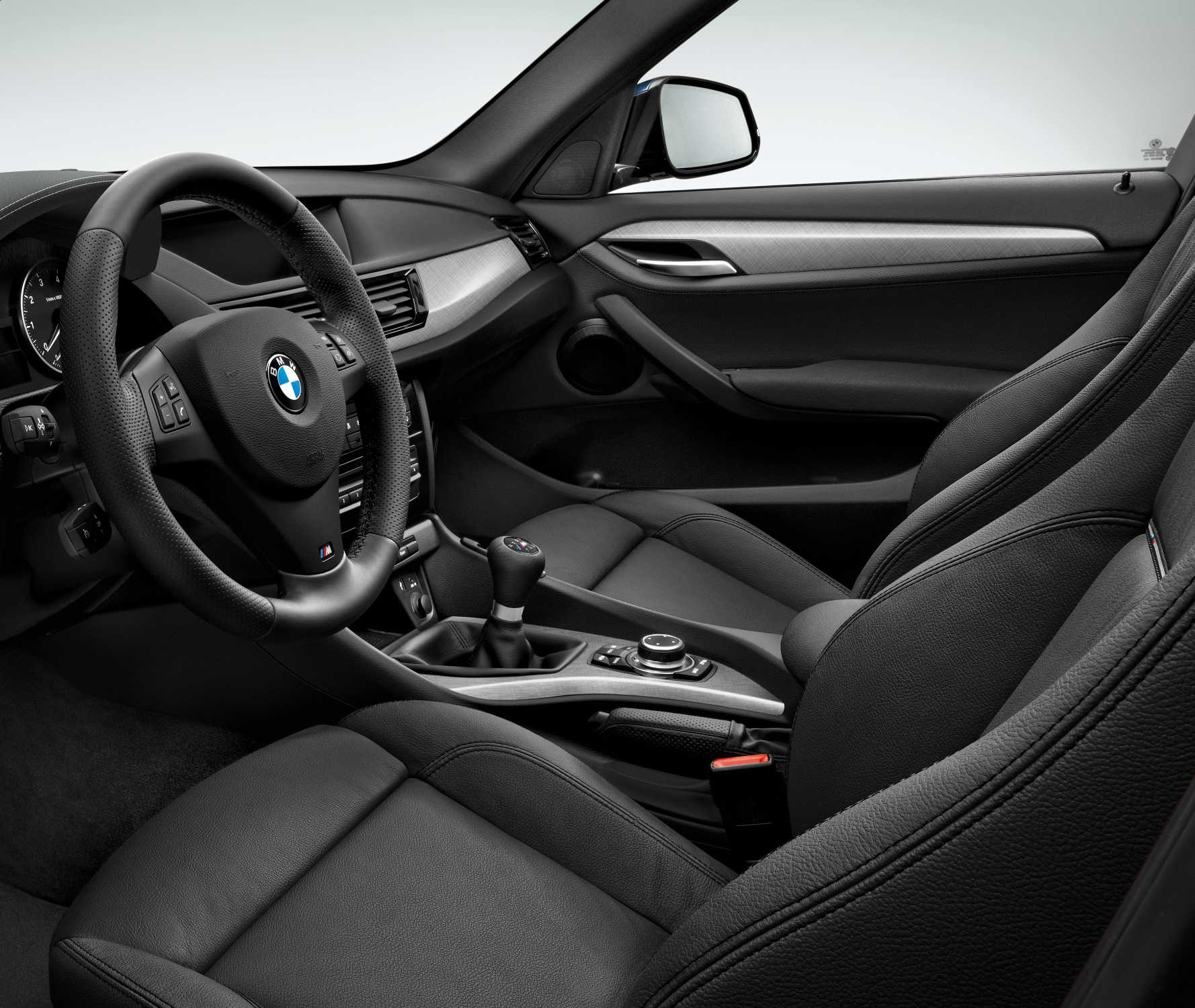 Interior Car Detailing Package: Innenraum, Leder Nevada Schwarz