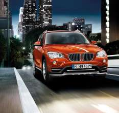 BMW X1- xDrive28i - Valencia Orange metallic - xLine.(12/2013)